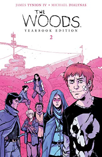 Pdf Graphic Novels The Woods Yearbook Edition Book Two
