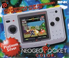 Neo Geo - Platinum Silver (Neogeo)