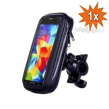 360 ° Universal Smartphone Teléfono Navi Soporte de bicicleta con ...