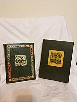 The Hobbit Or There And Back Again Special Deluxe Edition Green Leather Binding And Slip Case Lord Of The Rings Tolkien J R R Amazon Com Books