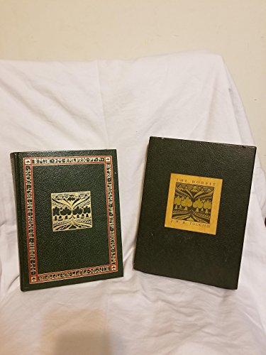 The Hobbit or There and Back Again, Special Deluxe Edition Green Leather Binding and Slip Case (Lord of the Rings)