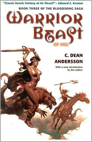 Book Warrior Beast (Bloodsong Saga, v.3) (Bloodsong Saga Ser. 3)