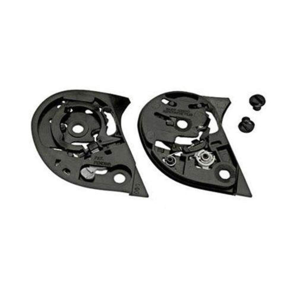 Joe Rocket Replacement Gear Plate Set for the Carbon-Pro Helmet