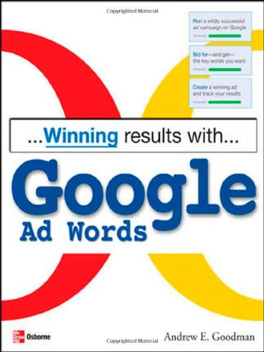 Winning Results with Google AdWords-cover