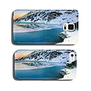 Panoramic view of mountain lake in the Tatra Mountains cell phone cover case iPhone6 Plus