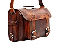 HIDE 1858 TM Leather Handmade Vintage Style Camera Bag/ Messenger/ Camera
