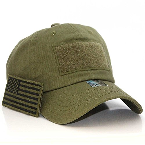 Green Military Cap - 9