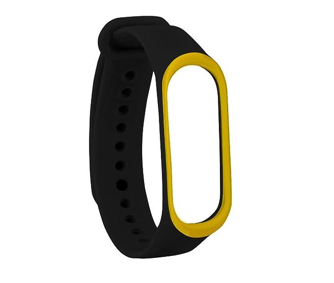 Amazon.com: Senter for Xiaomi Mi Band 3 Watch Band,Soft ...