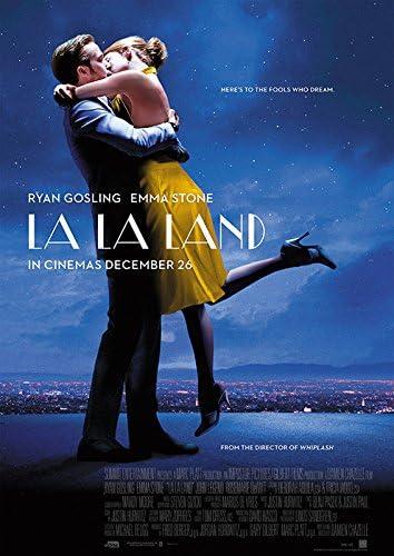 Amazon.co.jp: 映画 ラ・ラ・ランド ポスター 42x30cm La La Land ...