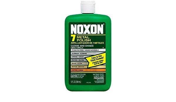 Amazon.com: Noxon 7 Liquid Metal Polish 12 Ounces (3 Packs ...