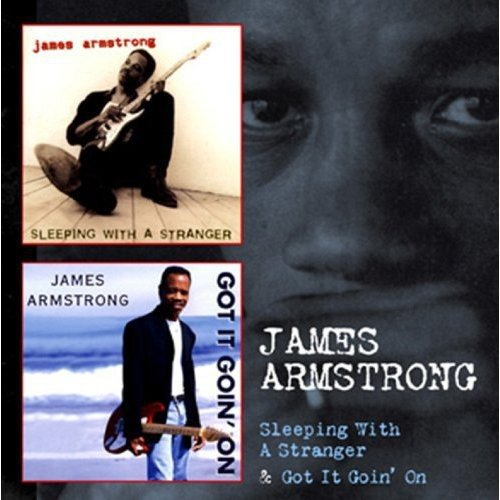 CD : James Armstrong - Sleeping With A Stranger / Got It Goin On (CD)