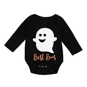 abba1d2e3 Amazon.com   Newborn Baby Boys Girls Halloween Clothes Little Devil ...