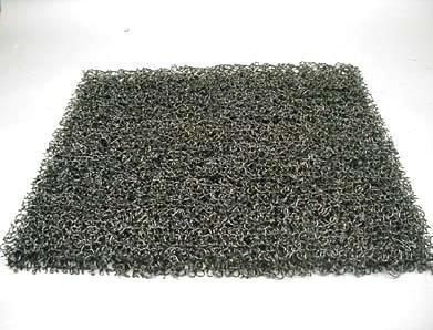 2 Sheets Matala Pond Black Filter Mat Koi Media Pad 19'' X 24''