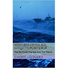Mysteries Of The Sea Collection Set 2 Box: The Bermuda Triangle And The Titanic