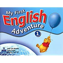 My first English adventure 1: Activity book