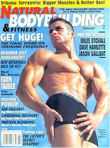Natural Bodybuilding and Fitness