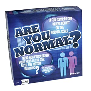 Are You Normal, America? Board Game