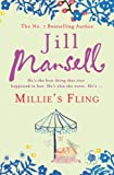 Front cover for the book Millie's Fling by Jill Mansell