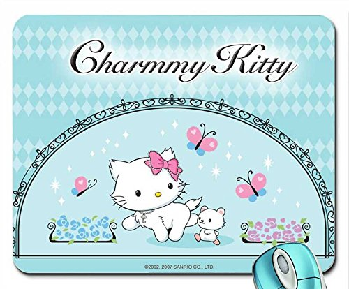 Anime-Charmmy-Kitty-Hello-Kitty-Charmmy-Kitty-Sugar-2-mouse-pad-computer-mousepad