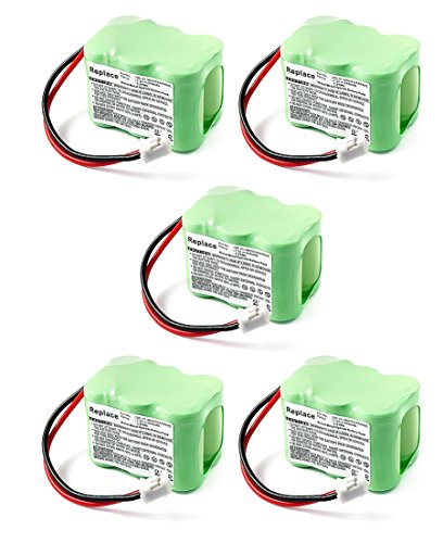 (SportDOG SportHunter SD-800 ST-120 Transmitter Dog Collar Battery Combo-Pack Includes: 5 x SDDC-H1136 Batteries)