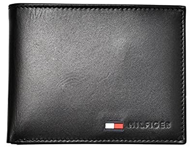 Tommy Hilfiger Men's Passcase Portefeuille Carte Taille Unique 31TL22X060