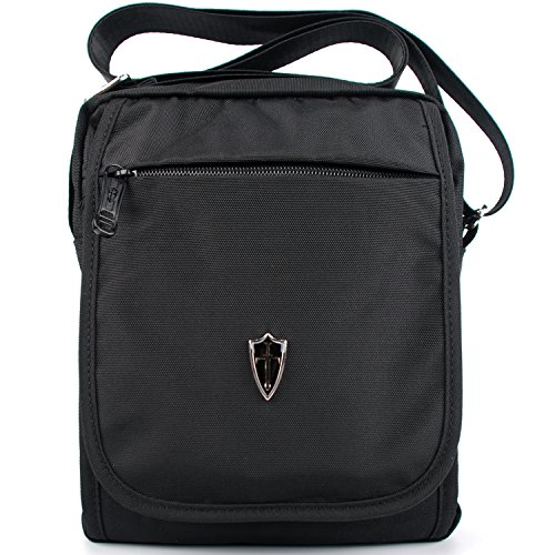 - Victoriatourist V3002 Shoulder Bag Vertical Messenger Bag, Black