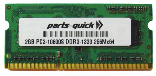 2GB DDR3 NetBook Memory for HP Compaq Mini 210-117...