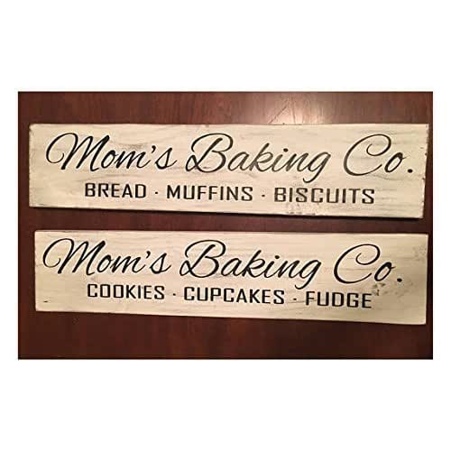 Amazon.com: Mom's Baking Co. (customizable Bakery Snacks