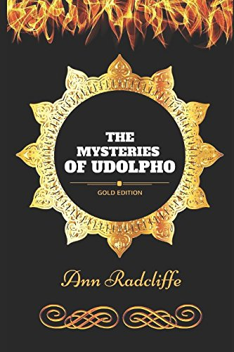 a sicilian romance by ann radcliffe essay With the mysteries of udolpho, ann radcliffe raised the gothic romance to a new level and inspired a long line of imitators portraying her heroine's inner.
