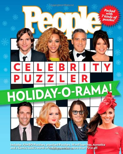 People Celebrity Puzzler: Holiday-O-Rama!