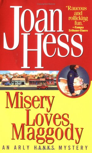 book cover of Misery Loves Maggody