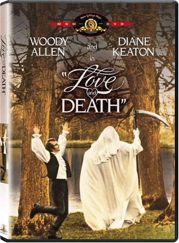 Love and Death (Woody Allen Dvd)