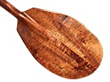 Exquisite AAA Grade Koa Paddle 60'' - Made in Hawaii | #koa6122