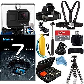 GoPro HERO7 HERO 7 Black Action Camera Must-Have Accessory