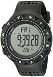 Columbia Men's CT004 Singletrak Digital Display Quartz Watch