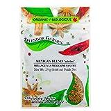 Splendor Garden Organic Mexican Blend 'Salt Free'