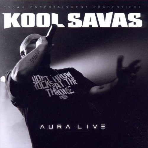 Kool Savas: Aura Live (Audio CD)