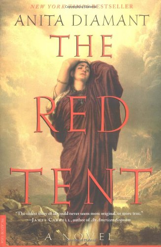 Pdf Fiction The Red Tent