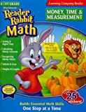 Reader Rabbit Math, Robert Antonucci, 0763076392
