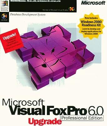 Visual FoxPro 6 0 Professional Edit: Amazon co uk: Software