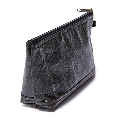 Pouch Animal Leather Accessories Handmade Stash Bag Friendly Leaf Black Fw6nqCXX