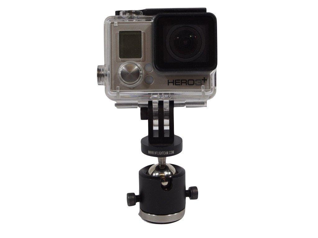 Nflightcam Exterior Ball-Head Mount for GoPro