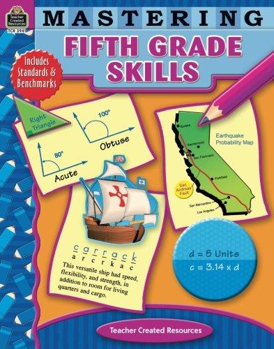 Mastering Fifth Grade Skills (Mastering Skills)