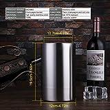 Wine Chiller Bucket - Champagne Bucket - Elegant