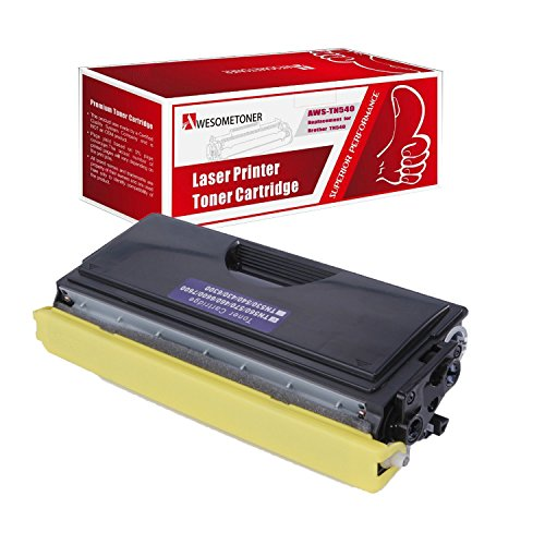 Price comparison product image Awesometoner Compatible 1 Pack TN540 Toner Cartridge For Brother MFC-8840, MFC-8440, MFC-8640, MFC-8220, DCP-8040, MFC-8120, HL-5150, HL-5170, DCP-8045, HL-5140 High Yield 3,500 Pages