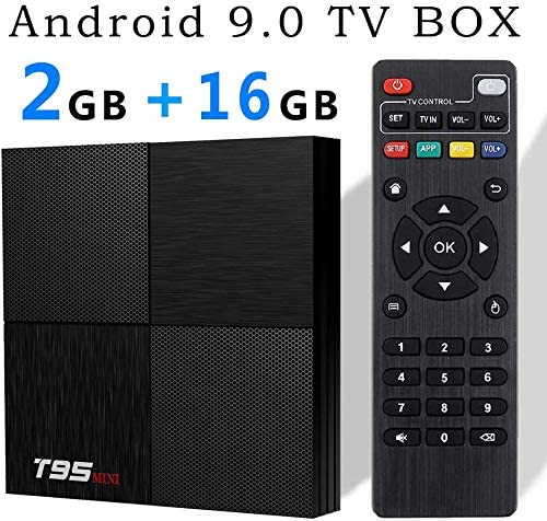 DOOK Android 9.0 TV Box [2GB RAM+16GB ROM] Android TV Box,WiFi 2.4GHz H6 Quadcore cortex-A53 64 bits 3D / 6K Full HD/H.265 / USB3.0 Android Smart TV Box: Amazon.es: Deportes y aire