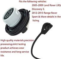 LR053665 Fuel Filler Gas Cap for 2005 5006 2007 2008 2009 2010 2011 2012 2013 Land Rover LR3 LR4 Range Rover Evoque Sport