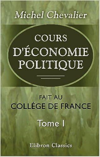 Télécharger Des Livres En Ligne Pour Ipad Cours Déconomie Politique