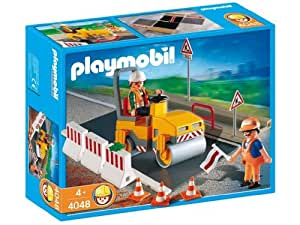 Playmobil 4048 - Apisonadora
