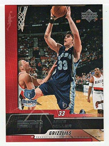 Mike Miller (Basketball Card) 2005-06 Upper Deck ESPN # 40 ()
